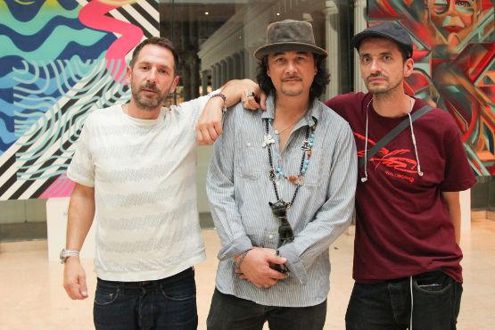 Perayaan Seni Grafiti Prancis dan Indonesia